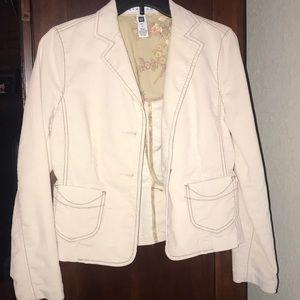 Gap corduroy stretch size 4 jacket